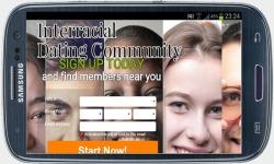 Interracial Dating Community screenshot 1/4