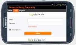 Interracial Dating Community screenshot 2/4