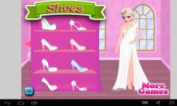 Elsa Wedding Day screenshot 3/6