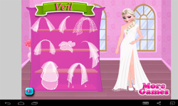 Elsa Wedding Day screenshot 4/6