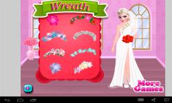 Elsa Wedding Day screenshot 5/6
