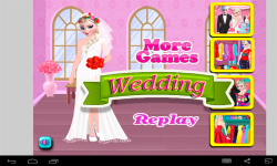 Elsa Wedding Day screenshot 6/6