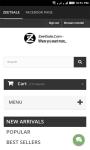 ZeetSale - Online Shopping App screenshot 2/5