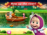 Masha and the Bear Kids Games screenshot 2/3