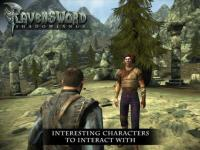 Ravensword Shadowlands 3d RPG regular screenshot 2/6
