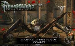 Ravensword Shadowlands 3d RPG regular screenshot 3/6