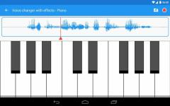 Voice changer with effects plus screenshot 2/6