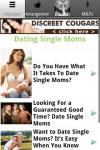 Dating Single Moms screenshot 2/2