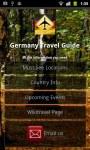 German Travel Guide screenshot 1/4