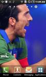 Gigi Buffon Live Wallpaper screenshot 1/3