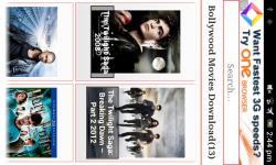 Hollywood Movies HD Download screenshot 2/3