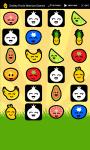 Smiley Fruit Memory Games 2 screenshot 4/6