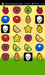 Smiley Fruit Memory Games 2 screenshot 6/6