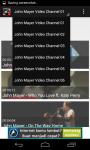 John Mayer Video Clip screenshot 2/6