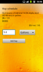 IBU Calculator Pro screenshot 2/2