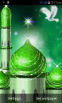Islamic Live_Wallpaper screenshot 1/4