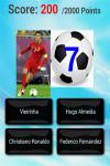 Football Players Quiz 2014 screenshot 3/5