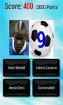 Football Players Quiz 2014 screenshot 4/5