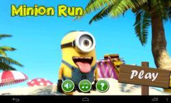 Minion Run screenshot 1/6