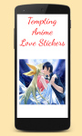 Hot Anime Kissing Love Sticker screenshot 1/4