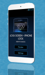 Lock Screen - Iphone Lock screenshot 2/3