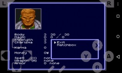 Shadowrun Game screenshot 2/4