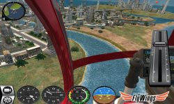Learn to fly a helicopter 2016 screenshot 3/5