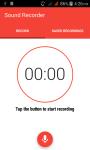 Sound Recorder Easy screenshot 1/5