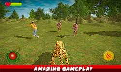 Ultimate Cheetah vs Zombies screenshot 2/5