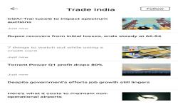 Trade In India screenshot 1/6