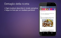 Ricette Italiane PRO private screenshot 2/6