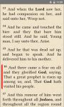 Bible KJV: King James Version screenshot 2/5