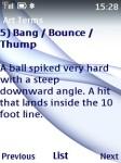 Volleyball Terms screenshot 4/4