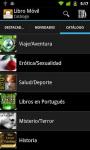 Libros y Audiolibros - Español screenshot 1/5