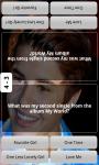 Justin Bieber Test Quizz screenshot 3/5
