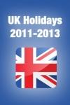 UK Holidays LIGHT screenshot 1/1