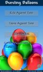 Bursting Balloons Free screenshot 1/3