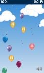 Bursting Balloons Free screenshot 2/3