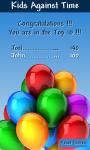 Bursting Balloons Free screenshot 3/3