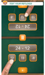 Math Fight -  Fun 2 Player Mathematics Duel Game  screenshot 2/5