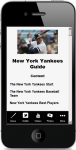 New York Yankees News 2 screenshot 4/4