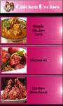 Chicken Recipe Food Recipe new screenshot 3/6