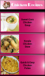 Chicken Recipe Food Recipe new screenshot 5/6