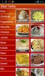 Spicy Indian recipes screenshot 2/6