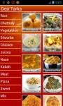Spicy Indian recipes screenshot 3/6