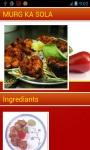 Spicy Indian recipes screenshot 4/6