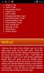 Spicy Indian recipes screenshot 6/6