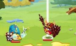 Angry birds epic Premium HD screenshot 3/5