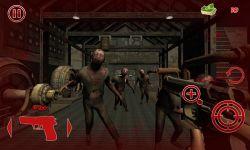 Zombie Sniper exigent screenshot 1/6