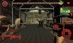 Zombie Sniper exigent screenshot 4/6
